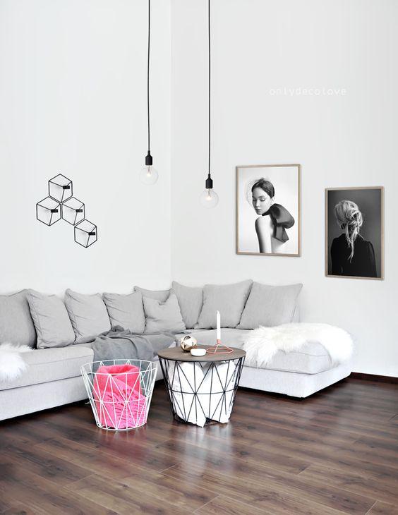 Ideas Para Decorar La Pared Encima Del Sofá Miv Interiores