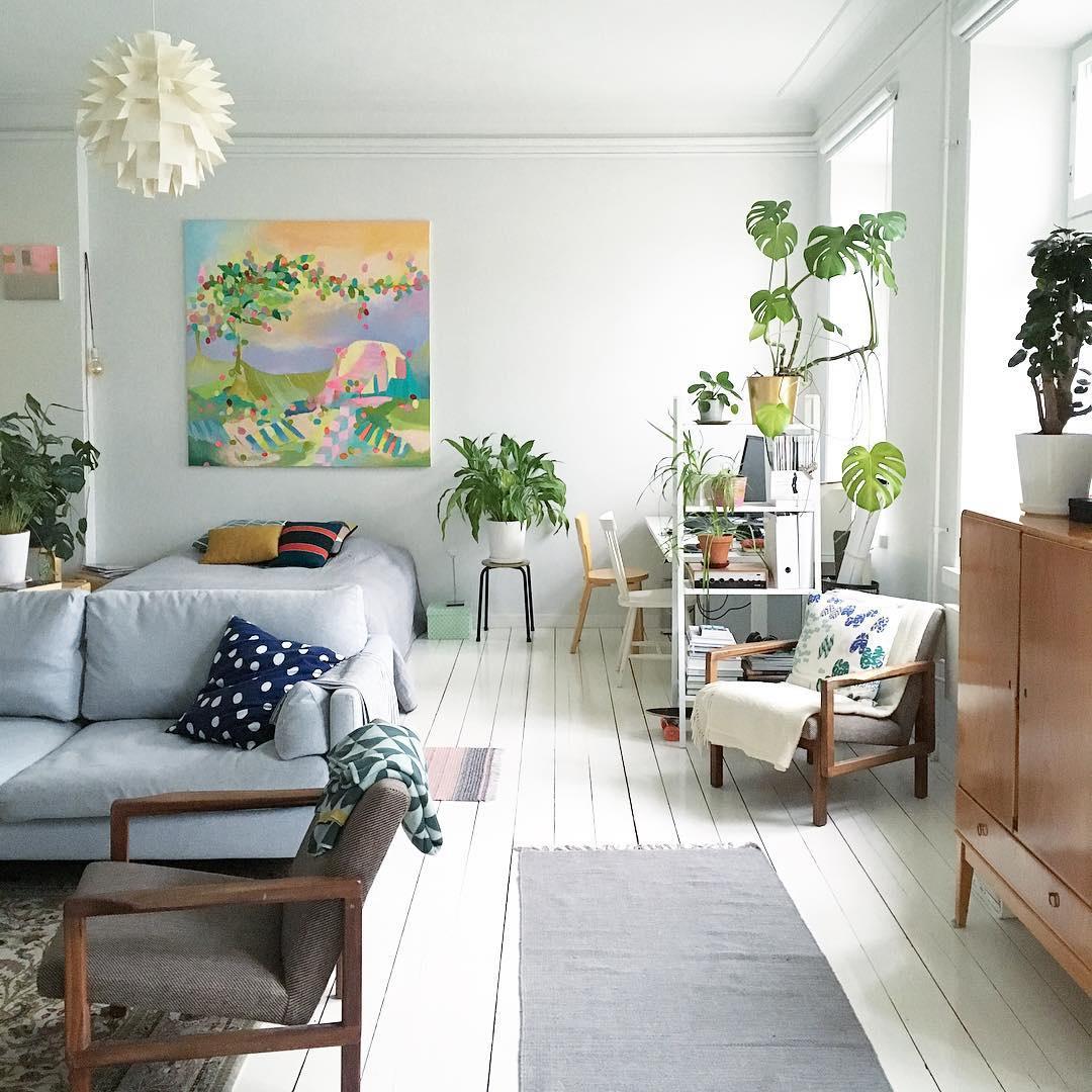 C mo separar espacios seg n tu estilo y presupuesto - Como amueblar un piso ...