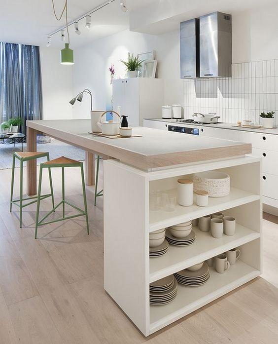 Todo lo que necesitas saber sobre barras de cocina - MIV ...