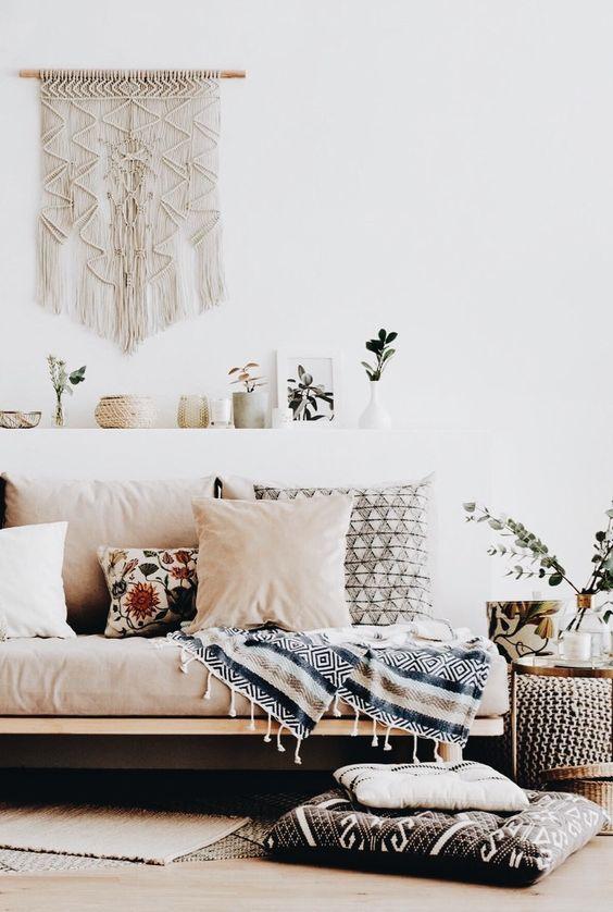 deco sofá